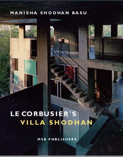 book le corbusiers villa shodhan