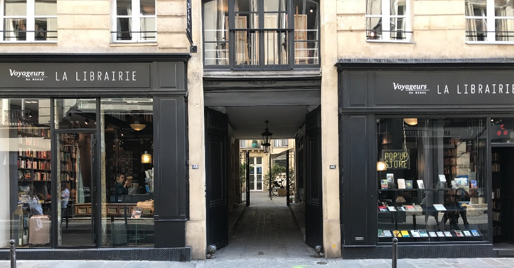 PARIS, NEW POINTS OF SALE
