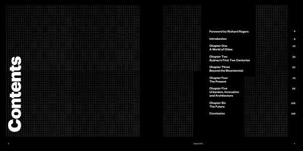 sydney xxxl architecture guide book