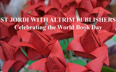 World book Day 2020-celebrate St Jordi with us!